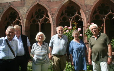 Informationsstunde mit dem OB Thomas Hirsch bei der Senioren-Union der CDU – Landau